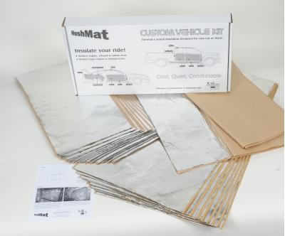 HushMat Chevrolet Corvair 1960-1964   Sound and Thermal Insulation Kit 61850