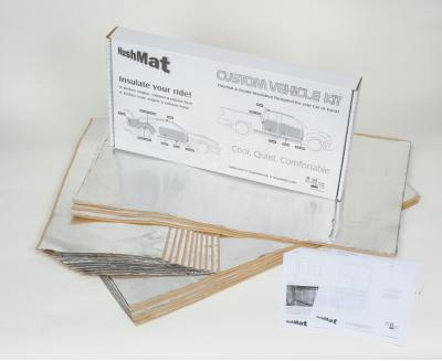 HushMat  Sound and Thermal Insulation Kit 61310