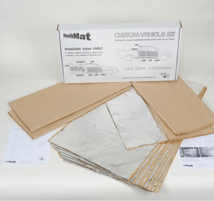 HushMat Ford Falcon 1964-1965   Sound and Thermal Insulation Kit 69764