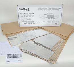 HushMat Ford Model B 1932   Sound and Thermal Insulation Kit 61131
