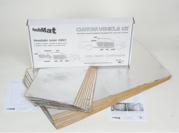 HushMat  Sound and Thermal Insulation Kit 66306