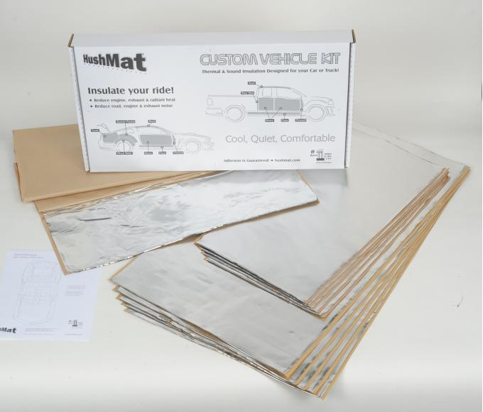 HushMat  Sound and Thermal Insulation Kit 69300