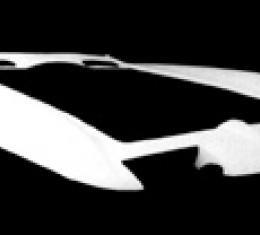 ACI Fiberglass 1963-1964 Chevrolet Corvette Hood Surround YJF025
