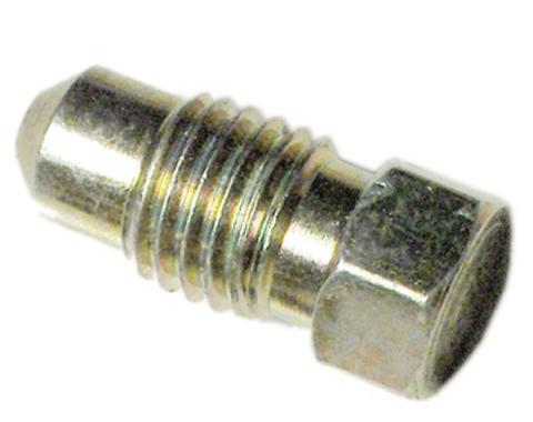 Corvette Caliper Bleeder Plug, Rear, 1965-1982