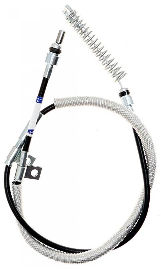 Corvette Parking Brake Cable, Rear Right, AC Delco, 2005-2009