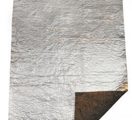 ACC Sheet 72x48 Sound Deadener 1pc Foil with Pad