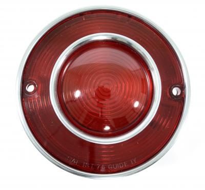 Corvette Outer Taillight Assembly, 1975-1979