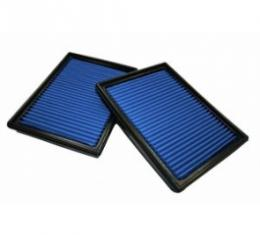 Corvette Air Filter, Attack Blue, LS2, 2005-2007