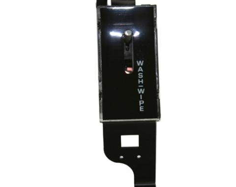 Corvette Wiper Switch With Pulse, 1978-1979