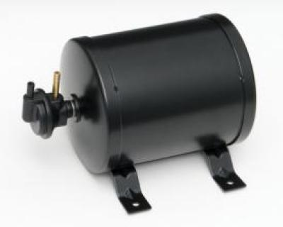 Corvette Windshield Washer Vacuum Tank, With Valve, 1958-1961