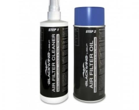 Corvette SLP Blackwing Filter Cleaning Kit
