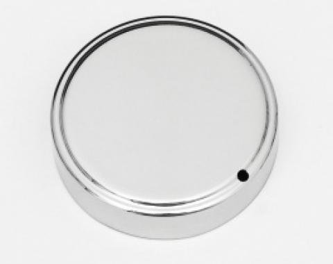 Corvette Power Steering Cap Cover, Chrome, 1992-2013