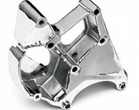 Corvette Alternator Bracket, Chrome, 2004-2013