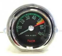 Corvette Tachometer, Generator Drive, 5500 RPM (60 Late to 61 Early), 1960-1961