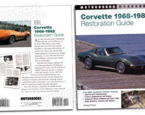 Corvette 1968-1982 Restoration Guide