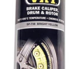Corvette Caliper Paint, Aerosol Bright Yellow