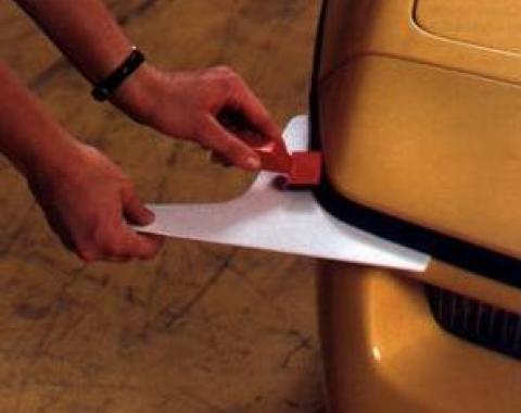 Corvette Body Molding Touch-Up Kit, 1984-1990