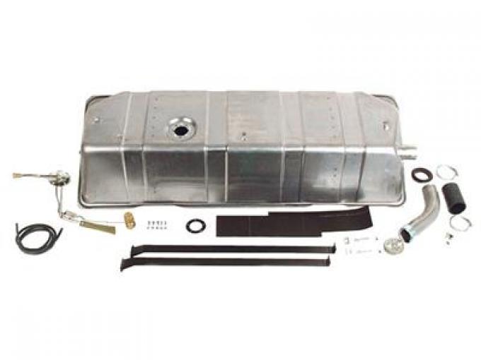 Corvette Gas Tank Kit, Deluxe, (61 Late), 1961-1962