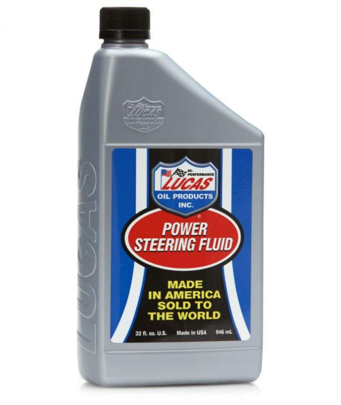 Power Steering Fluid, 1 Quart