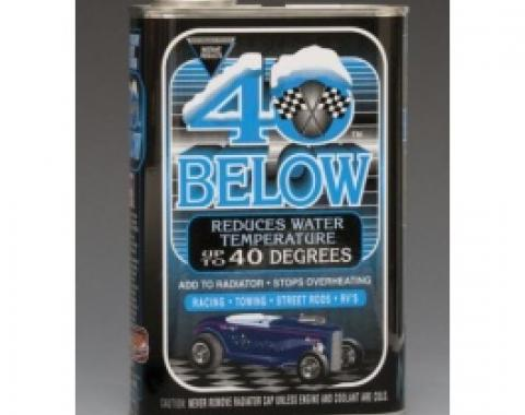 Radiator Coolant Additive, 40 Below, Pro Blend (ORMD)