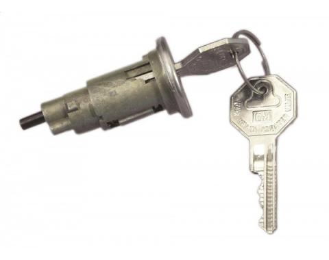 Corvette Ignition Lock, 1968