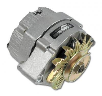 Corvette Alternator, 37Amp without Air Conditioning / HP Remam, 1969-1978