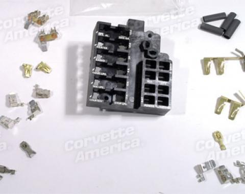Corvette Fuse Block Repair Kit, 1964-1966