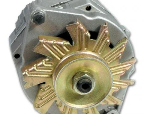 Corvette Alternator, 61/63 Amp Reman, 1969-1982