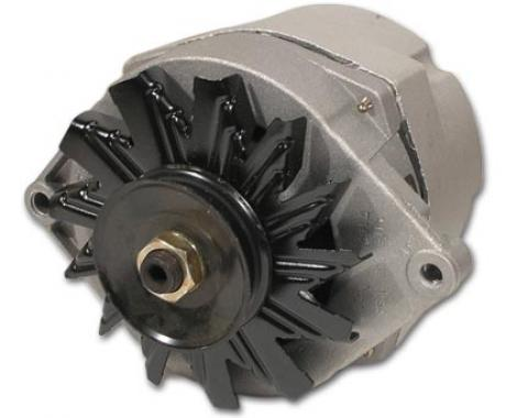 Corvette Alternator, 85 Amp Reman, 1980-1982