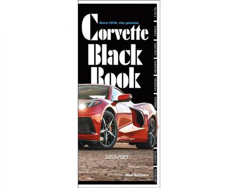 Corvette Black Book, 1953-2021