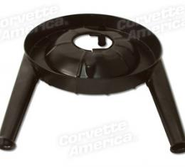 Corvette Air Cleaner Base, 250 & 300 HP With Air Conditioning, 1964-1965