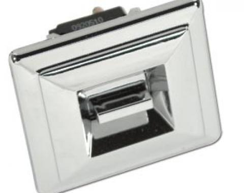 Corvette Power Door Lock Switch, Replacement, 1978-1982