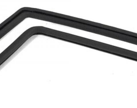 Corvette Weatherstrip, Hardtop Side Rail, Right, USA, 1968-1975