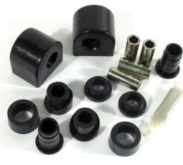Corvette Front Sway Bar Bushings, Polyurethane 22mm, 1988-1996