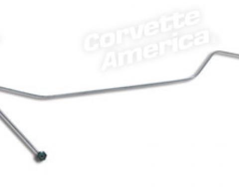Corvette Brake Line, Front Crossover, 1974-1982