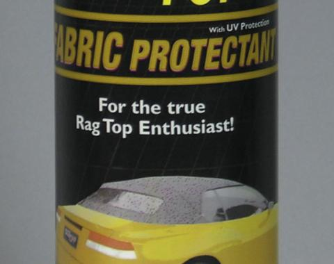 Cloth Top Protectant, RAGGTOPP