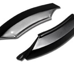 Corvette Upper Fender Moldings, 1968-1972