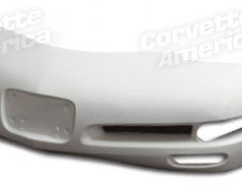 Corvette Front Bumper, Stock, 1997-2004