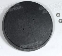 Corvette Horn Button Cap, without Emblem, 1984-1985