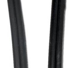 Corvette Weatherstrip, Convertible Top Center Side Rails, 1956-1962