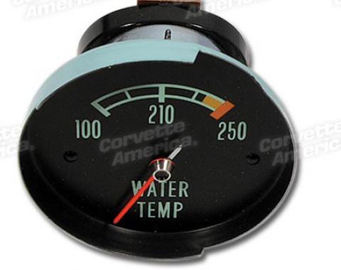 Corvette Temperature Gauge, (65 Replacement), 1965-1967