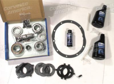 Corvette Differential Rebuild Kit, with Posi, Late 1960-1962