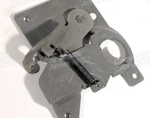 Corvette Hood Latch Plate, Right, 1970-1976