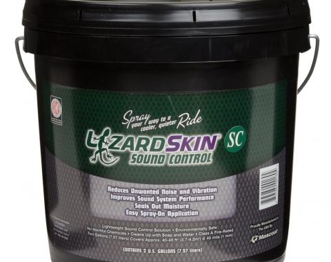 LizardSkin Sound Control Insulation, 2 Gallon Bucket 2203-2