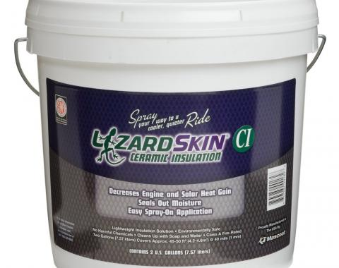 LizardSkin Original Ceramic Insulation, 2 Gallon Bucket Black 1303-2