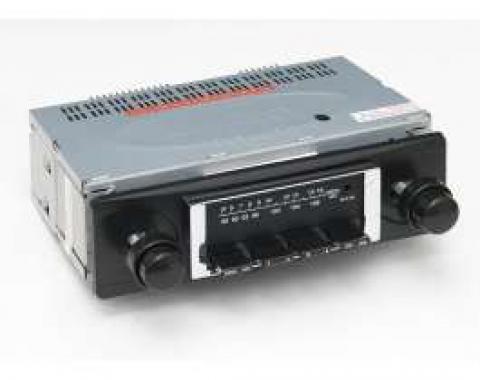 Corvette AM/FM/iPod Stereo Radio, Manual Tuning, Ken Harrison, 1977-1982