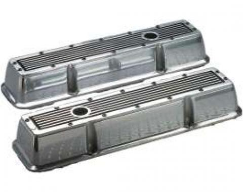 Corvette Valve Covers, Edelbrock Elite, 1960-1982