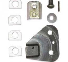 Corvette Repair Kit, Seat Track, Right, 1997-2004