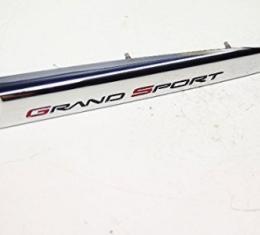Corvette Fender Molding Left, Grand Sport, 2005-2013