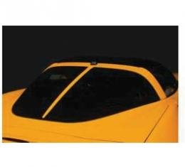 Corvette Rear Split Window Retrofit Kit, Coupe, 2002-2013